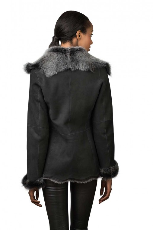 Toscana Shearling Jacket